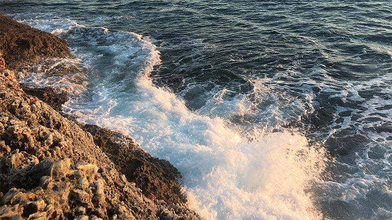 Unternehmer Coach Mallorca - Meer - Küste - Welle