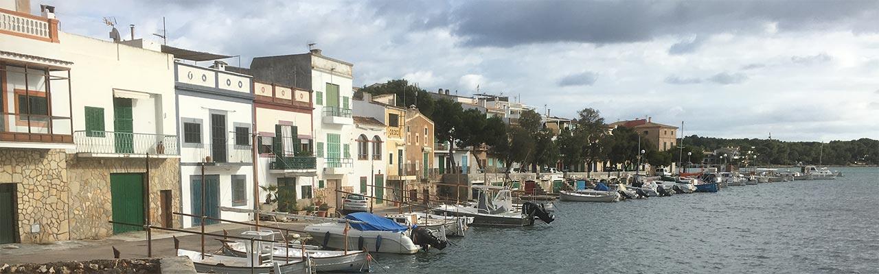 Unternehmer Coach Mallorca - Hafen - Boote - Meer