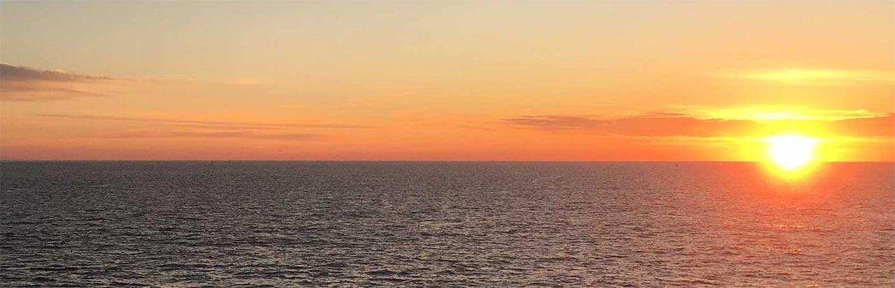 Unternehmer Coach Mallorca - Sonnenaufgang - Meer