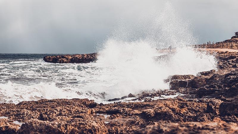 Unternehmer Coach Mallorca - Wellen - Meer - Küste